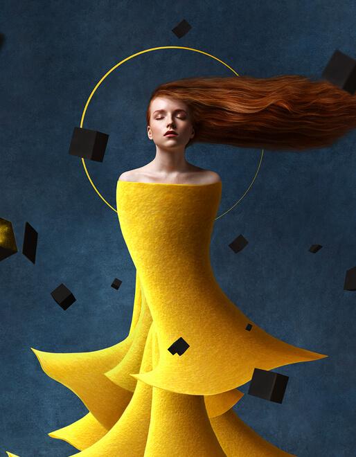 Yellow Ginger